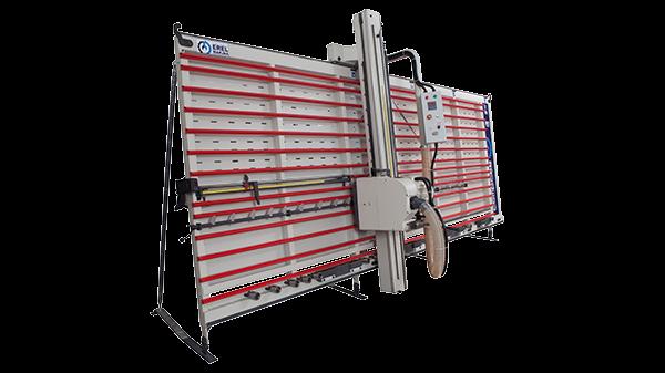 KPZ2040-2B Kompozit Panel Ebatlama Makinası