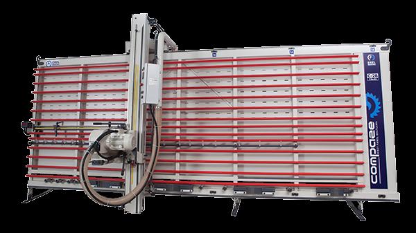 KPZ1540-D2B Dijital Kompozit Panel Ebatlama Makinası