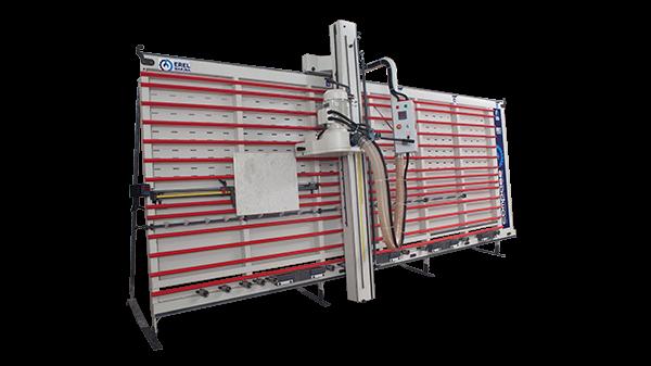KPZ1540-2B Kompozit Panel Ebatlama Makinası